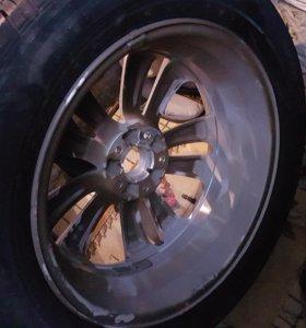 Колесо на Хендай ix 35