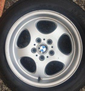 Комплект колес от бмв x3 235 55 R17