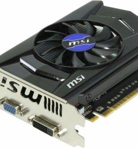 Видеокарта GTX 750 TI, 2 gb