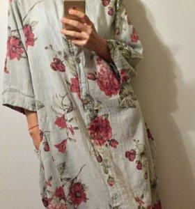 Платье-Кардиган, Италия, НОВЫЙ