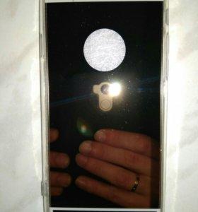 Зеркальный чехол для Iphone 6