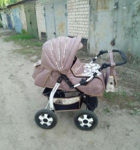 Детская коляска -трансформер