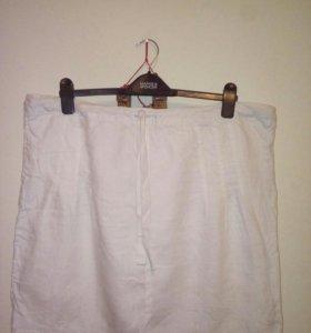 Классная летняя юбка 54-56