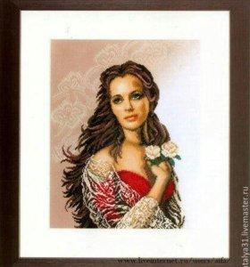 Набор для вышивания Дива Арт.: Lanarte 34998