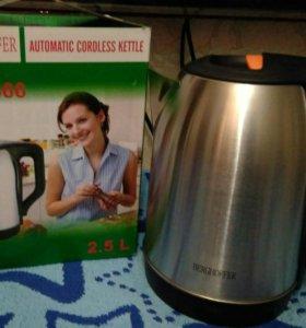 Новый электро чайник