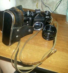 Советский фотоаппарат