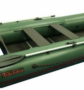 Лодка ПВХ Тайга-290К NEW, киль, под мотор 5 л.с.