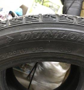 Зимние Dunlop Graspic DS-3 215/50 R 17, 91Q