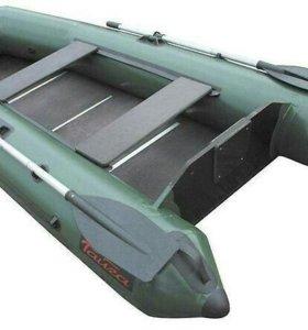 Лодка ПВХ Тайга-320, слань, под мотор 10 л.с.