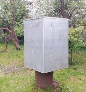 Бак алюминиевый