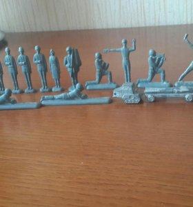 солдатики набор