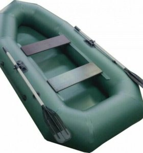 Надувная лодка ПВХ Компакт-255, 254х132 см