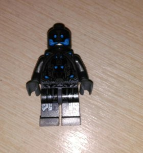Лего минифигурка