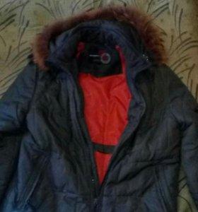 Куртка зимняя (46р)