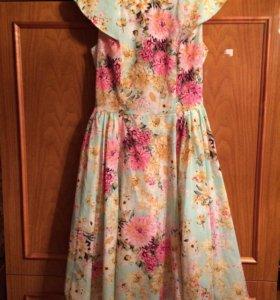 Платье -солнце