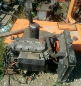 Двигатель Ламборгини