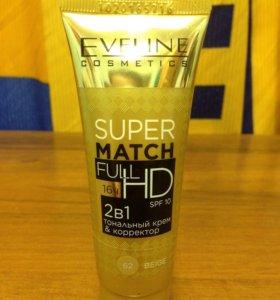Тональный крем Super Match Full HD