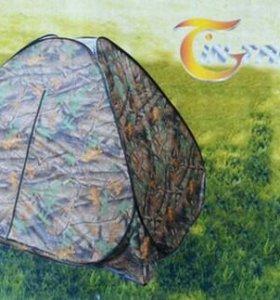 Палатка 3х местная круг-автомат