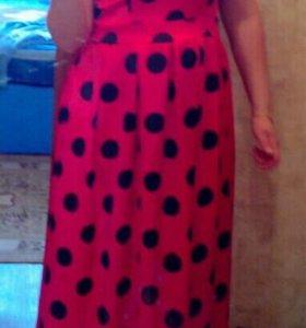 Продам платье р 46-48.