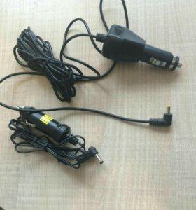 Автомобильное ЗУ 12-24V и 12V