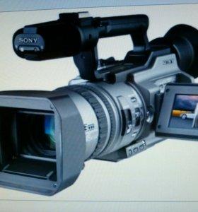 Видеокамера sony nv 2100e