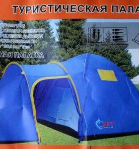 Палатка 6х местная XFY-1636