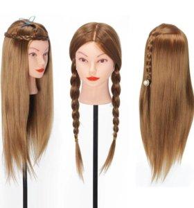 Голова для плетения кос