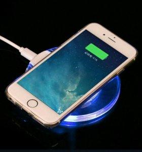 Безпроводная зарядка айфон 5;6;7