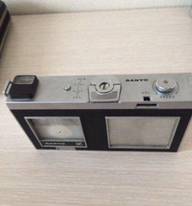 Винтажный магнитофон Sanyo Micro-Pack 35