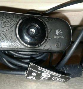 Камера Logitech для компьютера, ноутбука