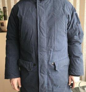 Куртка военная зимняя