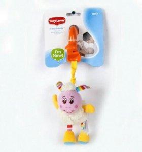 Игрушка овечка tiny love