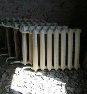 Радиатор отопления чугунный бу