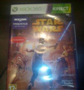Игра на xbox360 kinect star wars