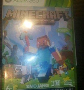 Игра на xbox360 minecraft xbox360 edition