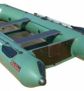 Лодка ПВХ Тайга-320, киль под мотор 10 л.с.