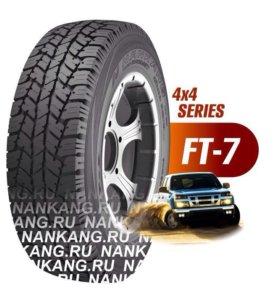 Продам новые шины Nankang FT-7 205/70R15
