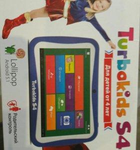 Детский планшет Turbokids S4