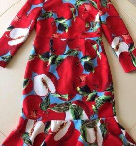Платье DG(новое)