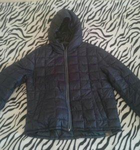 Куртка новая утепленная. Размер 48 50