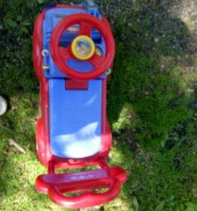 Детский автомобиль машинка для детей 2-4 года