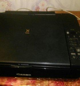 Принтер- сканер.