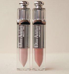 Dior Addict Milky Tint Питательный флюид для губ