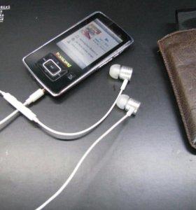 аудиоплеер Transcend MP870