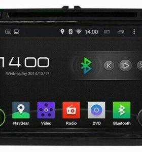 Установка Андроид (Android) магнитол
