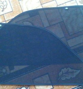 Каркасные шторы на StepWagon RF 1