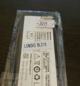 АКБ для Lenovo BL215