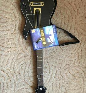Продам Guitar Hero live для Ps4