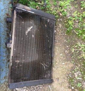 Радиатор охлаждения Ваз 2109