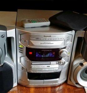 Продам Panasonik SB-AK48.Мощ АС400Вт(RMS)номиналом
